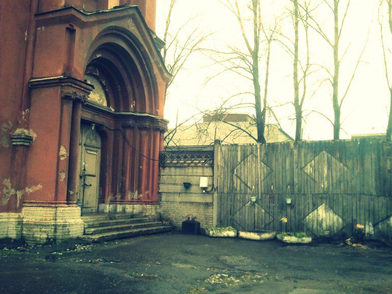Cmentarz którego nie ma