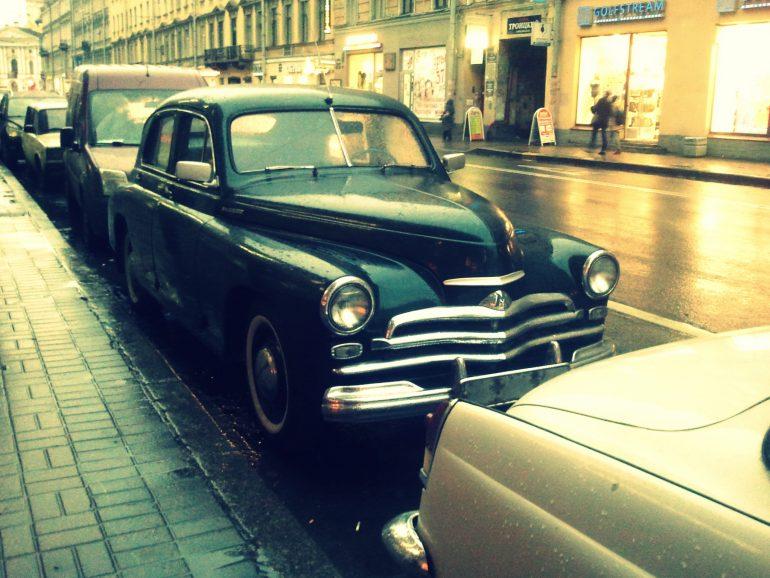 Wszystkie samochody Rosji część 1