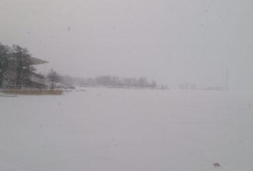 Zimową porą w Petersburgu