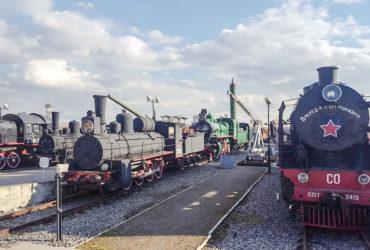Raj dla fanów żelaza, węgla i pary
