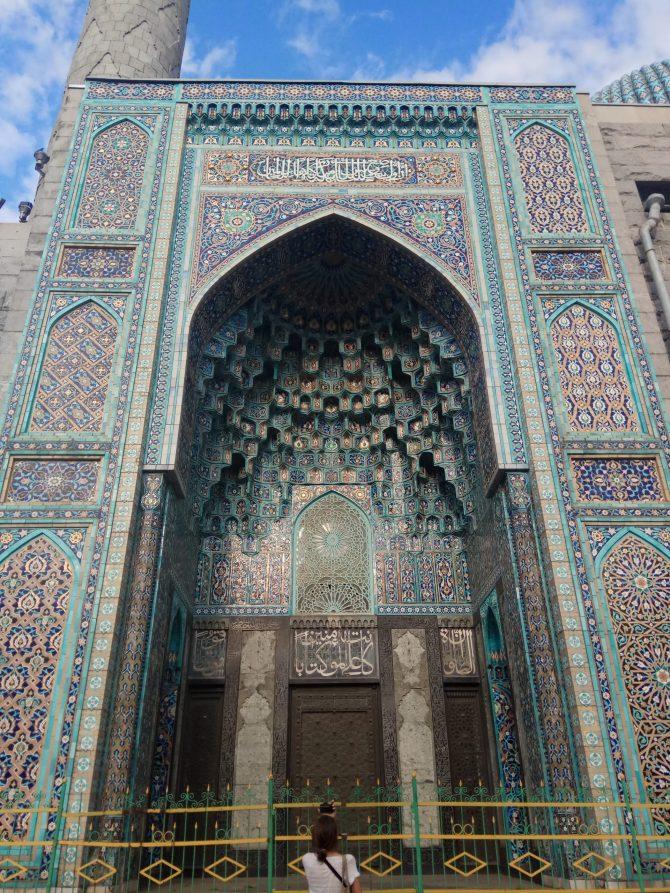 Zobaczyć główny meczet Petersburga