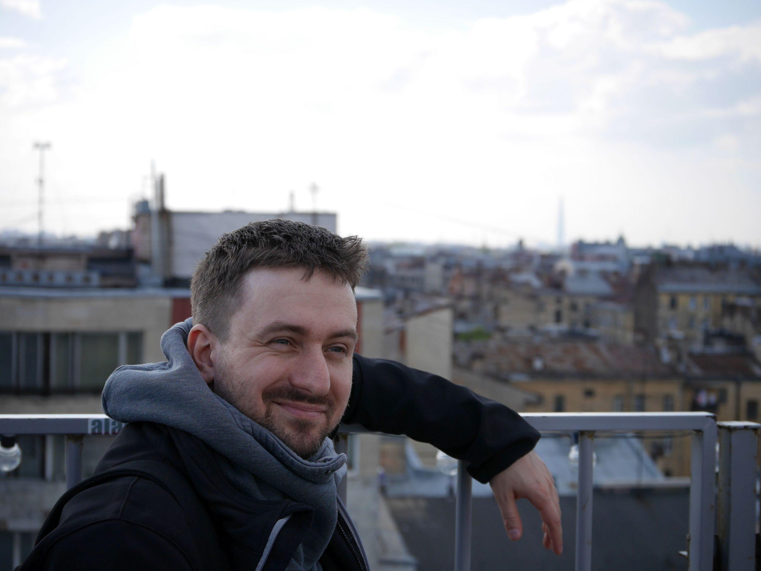ja na dachu