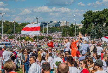 Białoruski sierpień w rosyjskich niezależnych mediach